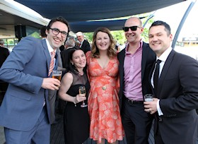 Birthday parties at Albury Racing Club