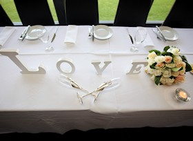 Weddings at Albury Racing Club